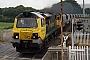 "GE 58791 - Freightliner ""70011"" 14.06.2014 BardonHill [GB] Ian Kinnear"