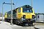 "GE 58793 - Freightliner ""70013"" 26.05.2012 CreweBasfordHall [GB] Dan Adkins"
