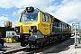 "GE 58796 - Freightliner ""70016"" 22.06.2013 CreweBasfordHall [GB] Dan Adkins"