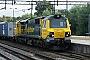 """GE 58799 - Freightliner """"70019"""" 01.08.2012 Northampton [GB] Dan Adkins"""