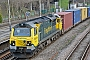 "GE 58800 - Freightliner ""70020"" 04.03.2014 Millbrook(Southampton) [GB] Roger Morris"