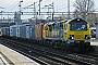 """GE 58800 - Freightliner """"70020"""" 03.03.2012 Northampton [GB] Dan Adkins"""