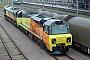 """GE 61859 - Colas Rail """"70802"""" 25.05.2014 Doncaster [GB] Thomas Slade"""