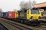 "GE 58781 - Freightliner ""70001"" 08.01.2014 Leamington Spa [GB] Julian Mandeville"