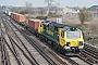 """GE 58783 - Freightliner """"70003"""" 15.03.2011 WortingJunction,Basingstoke [GB] Roger Morris"""