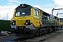 "GE 58785 - Freightliner ""70005"" 21.04.2012 CreweBasfordHall [GB] Dan Adkins"