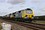 "GE 58785 - Freightliner ""70005"" 23.09.2015 Charfield [GB] David Moreton"