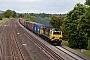 "GE 58788 - Freightliner ""70008"" 14.05.2011 LowerBasildon [GB] Barry Stuart"