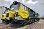 """GE 58788 - Freightliner """"70008"""" 08.06.2019 Crewe [GB] Howard Lewsey"""
