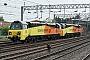 """GE ? - Colas Rail """"70806"""" 01.05.2014 Stafford [GB] Roger Morris"""