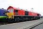 "GM 948510-5 - DB Schenker ""59206"" 23.05.2009 Eastleigh, Works [GB] Mark Barber"