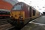 """Alstom 2061 - DB Schenker """"67021"""" 17.01.2016 Doncaster,Station [GB] Julian Mandeville"""