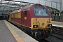 "Alstom 2061 - DB Cargo ""67021"" 21.10.2016 Edinburgh, Waverley Station [GB] Julian Mandeville"