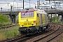 "Alstom ? - SNCF Infra ""75032"" 13.08.2018 LesAubrais-Orléans(Loiret) [F] Thierry Mazoyer"