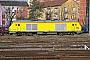 """Alstom ? - SNCF Infra """"75035"""" 07.04.2018 Belfort-Ville [F] Vincent Torterotot"""