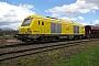 """Alstom ? - SNCF Infra """"675078"""" 12.04.2013 Bas-Évette [F] Vincent Torterotot"""