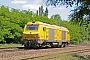 "Alstom ? - SNCF Infra ""675079"" 04.06.2010 Quincieux [F] André Grouillet"