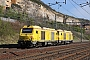"""Alstom ? - SNCF Infra """"675080"""" 10.04.2015 Couzon-au-Mont-d\"""