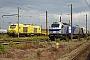 "Alstom ? - SNCF Infra ""675080"" 28.05.2016 LesAubrais-Orléans(Loiret) [F] Thierry Mazoyer"