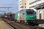 """Alstom ? - SNCF """"475086"""" 17.03.2010 Bourg-en-Bresse [F] André Grouillet"""