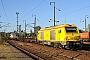"""Alstom ? - SNCF Infra """"75093"""" 29.09.2015 Ormoy-Villers [F] André Grouillet"""