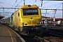 "Alstom ? - SNCF Infra ""675095"" 20.02.2012 LesAubraisOrleans(Loiret) [F] Thierry Mazoyer"