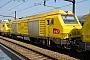 """Alstom ? - SNCF Infra """"75096"""" 05.09.2012 DijonVille [F] Yannick Hauser"""