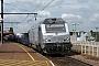 """Alstom ? - VFLI """"75107"""" 02.05.2013 LesAubrais-Orléans(Loiret) [F] Thierry Mazoyer"""