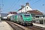 """Alstom ? - SNCF """"475419"""" 09.03.2012 Rives [F] André Grouillet"""