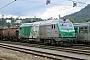 """Alstom ? - SNCF """"475468"""" 08.07.2014 Chambery [F] Przemysław Zieliński"""