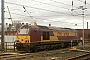 "Alstom 2064 - DB Schenker ""67024"" 13.02.2015 Newcastle, Station [GB] Reinhard Abt"