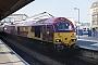"Alstom 2042 - EWS ""67002"" 24.07.2004 Paignton [GB] Julian Mandeville"