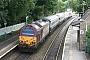 """Alstom 2070 - EWS """"67030"""" 14.07.2008 Chirk [GB] Neil Aitken"""