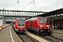 "Bombardier ? - DB Regio ""245 035"" 26.11.2017 - Ulm, HauptbahnhofNahne Johannsen"