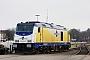 "Bombardier 34307 - metronom ""246 002-0"" 20.12.2016 Bremervörde,EVB-Betriebshof [D] Patrick Bock"