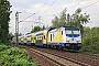 "Bombardier 34324 - metronom ""246 004-6"" 29.09.2016 Hamburg-Harburg [D] Alexander Leroy"