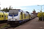 "Bombardier 34326 - metronom ""246 005-3"" 19.05.2011 - CuxhavenHelge Deutgen"