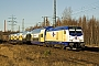 "Bombardier 34333 - metronom ""246 007-9"" 22.01.2008 Hamburg-Harburg [D] Nahne Johannsen"