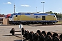 "Bombardier 34333 - metronom ""246 007-9"" 21.08.2016 Bremervörde,EVBBetriebshof [D] Andreas Kriegisch"
