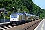 "Bombardier 34341 - metronom ""246 009-5"" 20.06.2017 - AgathenburgRik Hartl"