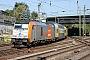 "Bombardier 34345 - metronom ""246 010-3"" 18.09.2014 Hamburg-Harburg [D] Gerd Zerulla"