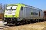 """Bombardier 34381 - ITL """"285 117-9"""" 17.03.2016 - Teltow, GüterbahnhofDietmar Lehmann"""