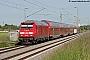 """Bombardier 35000 - DB Regio """"245 003"""" 08.06.2017 - München-AubingFrank Weimer"""