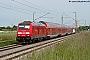 """Bombardier 35001 - DB Regio """"245 001"""" 06.08.2017 - München-AubingFrank Weimer"""
