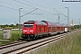 """Bombardier 35003 - DB Regio """"245 004"""" 08.06.2017 - München-AubingFrank Weimer"""