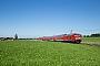 """Bombardier 35005 - DB Regio """"245 006"""" 08.08.2016 Fechsen [D] Henk Zwoferink"""