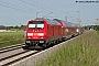"""Bombardier 35005 - DB Regio """"245 006"""" 08.06.2017 - München-AubingFrank Weimer"""