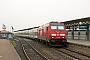 """Bombardier 35005 - DB Regio """"245 006"""" 18.02.2018 Westerland [D] Nahne Johannsen"""
