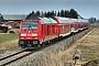 """Bombardier 35006 - DB Regio """"245 007"""" 24.03.2016 Wiedergeltingen [D] Dirk Einsiedel"""