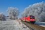 """Bombardier 35011 - DB Regio """"245 010"""" 01.01.2017 Schwindegg [D] Henk Zwoferink"""